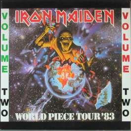 World Piece Tour Volume One/Volume Two Iron Maiden