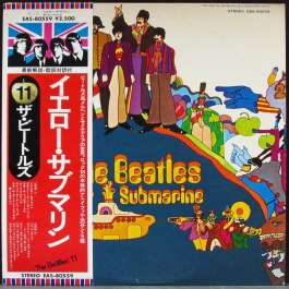 Yellow Submarine Beatles