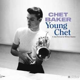 Young Chet Baker Chet