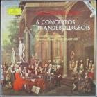 6 Concertos Brandebourgeois Bach Johann Sebastian