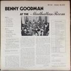 At The Madhattan Room Goodman Benny