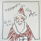 Happy Xmas Clapton Eric