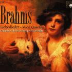 Liebeslieder - Vocal Quartets Brahms Johannes
