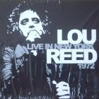 Live In New York 1972 Reed Lou