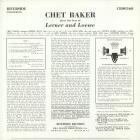 Plays The Best Of Lerner & Loewe Baker Chet
