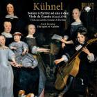 Sonates & Partitas Pour Viole Da Gamba Kuhnel August
