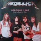Welcome Home Live In London 1986 Metallica