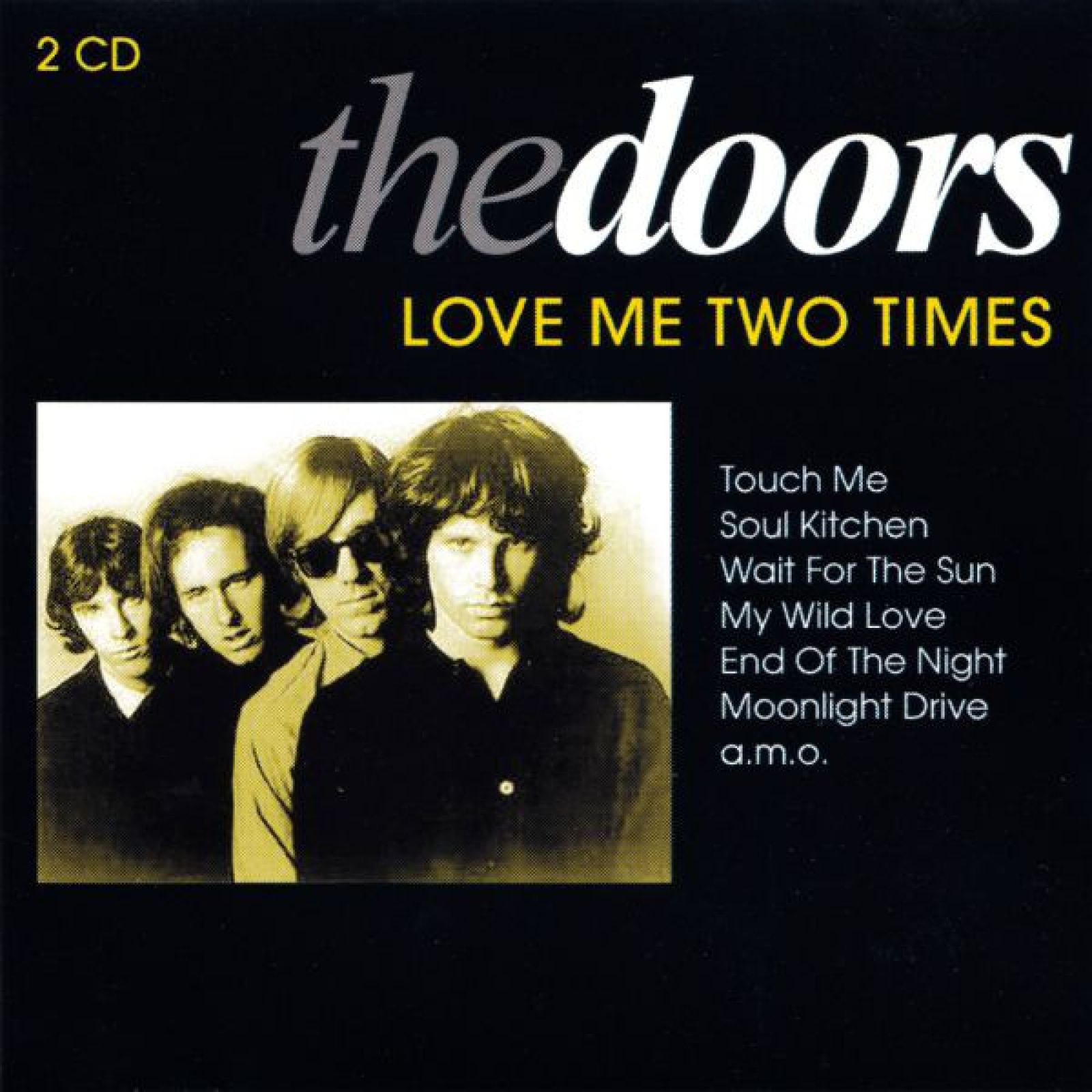 Купить CD Love Me Two Times Doors