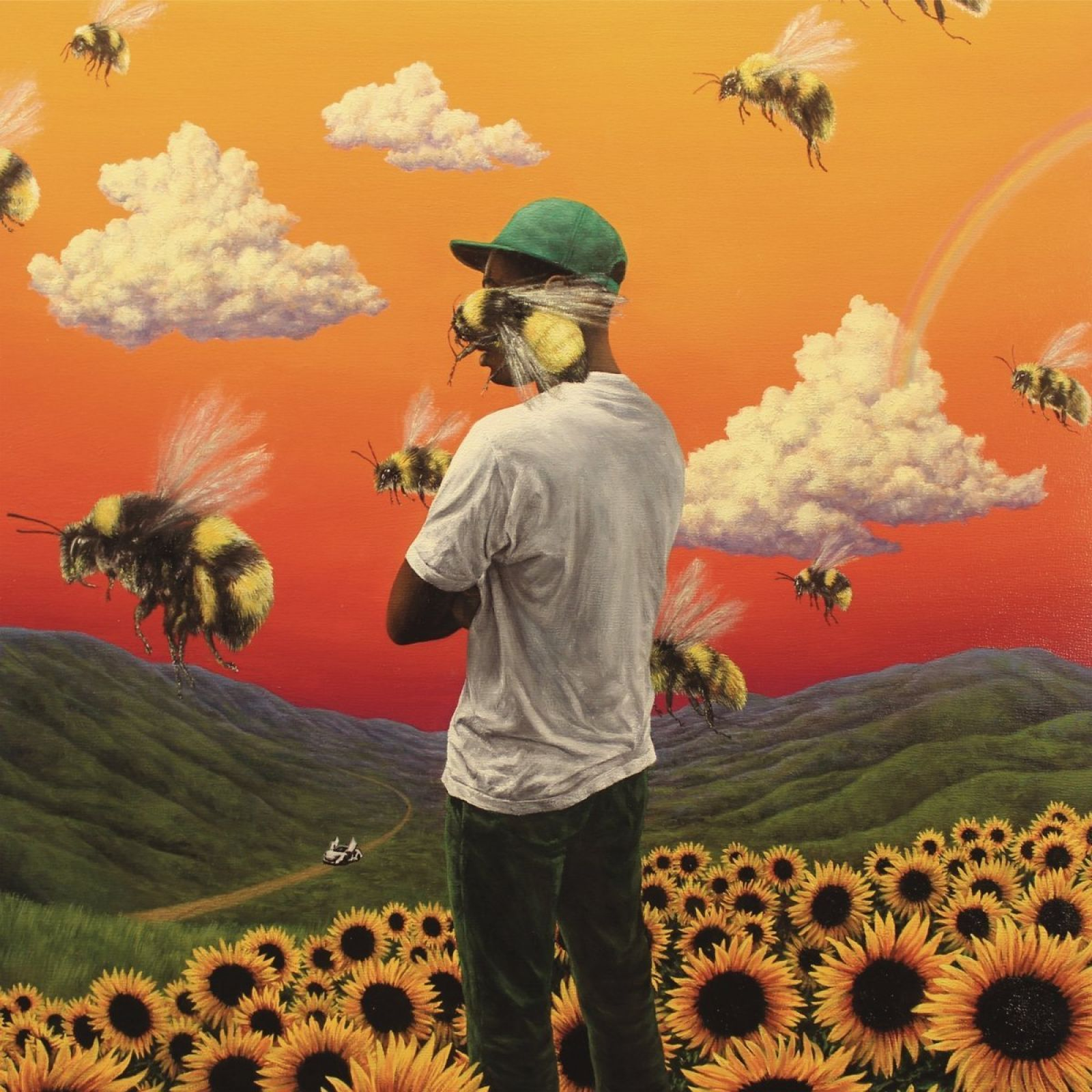 Купить lp Flower Boy Tyler The Creator | Интернет-магазин ...