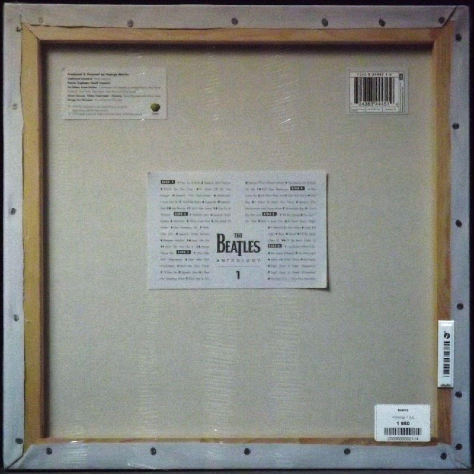 Купить lp Anthology 1 Beatles   Интернет-магазин пластинок и CD
